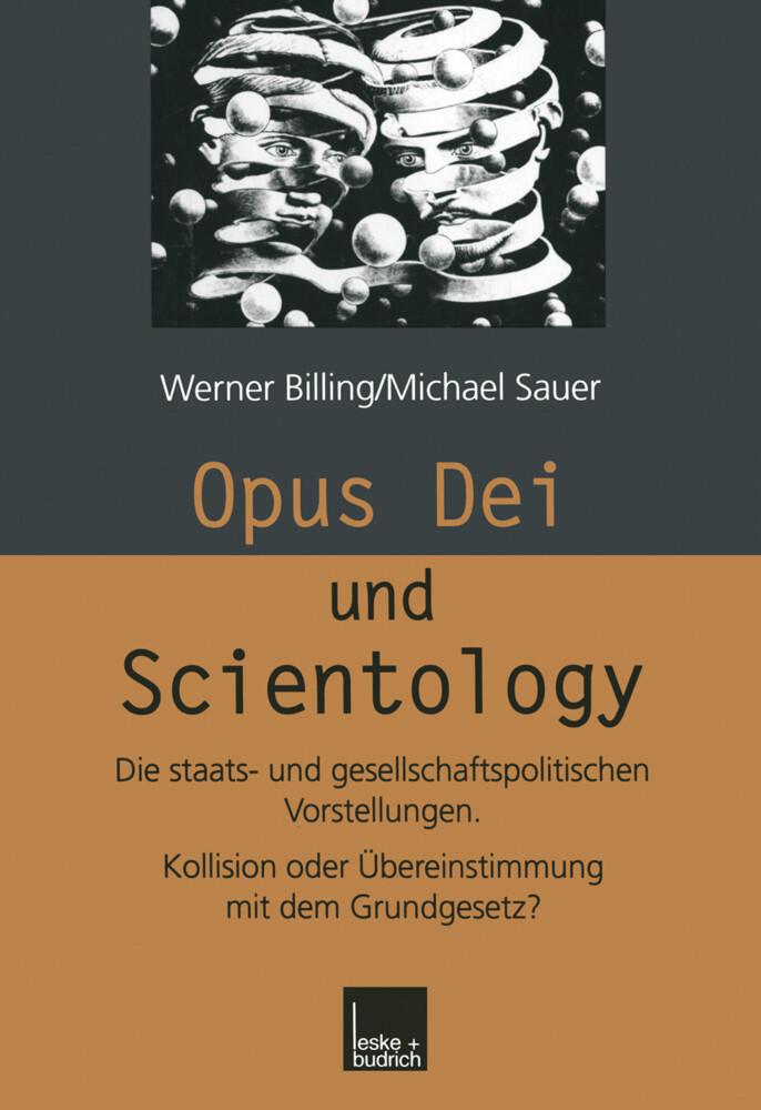Opus Dei und Scientology als Buch