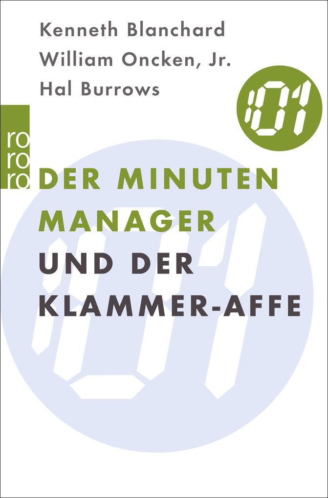 Der Minuten-Manager und der Klammer-Affe als Taschenbuch