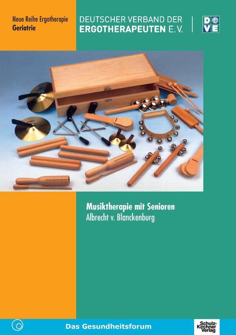 Musiktherapie mit Senioren als Buch
