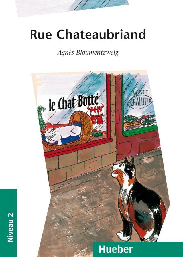 Rue Chateaubriand als Buch