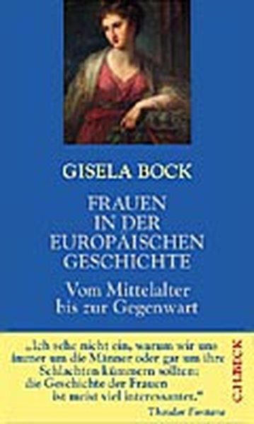 Frauen in der europäischen Geschichte als Buch