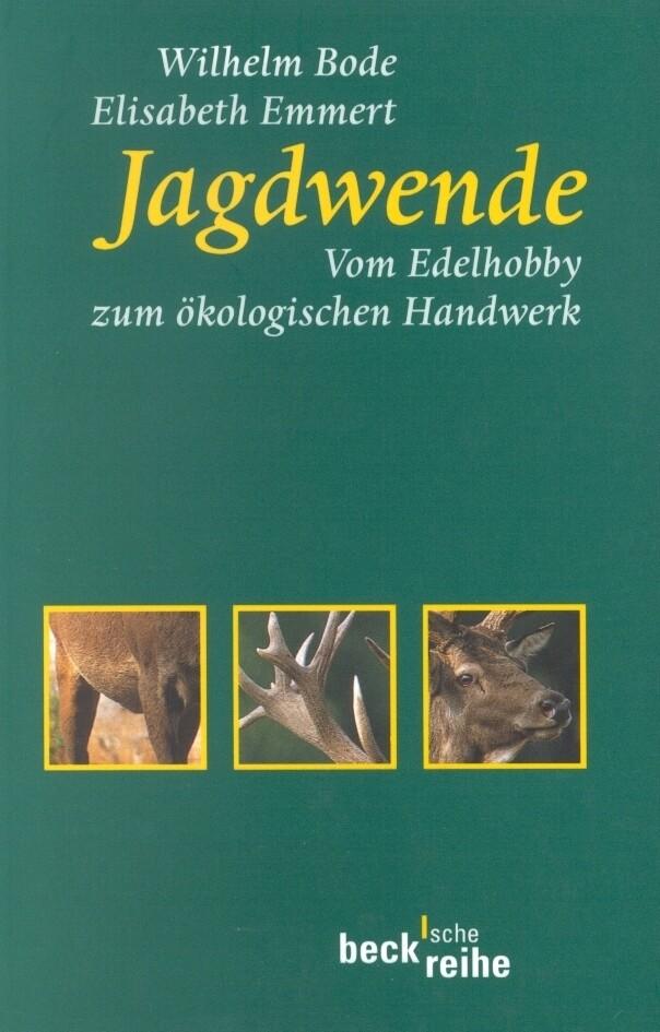 Jagdwende als Taschenbuch