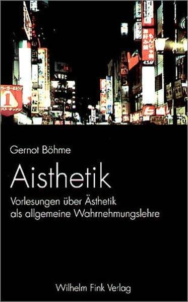 Aisthetik als Buch