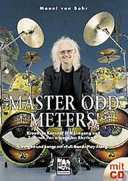 Master Odd Meters. Mit CD als Buch