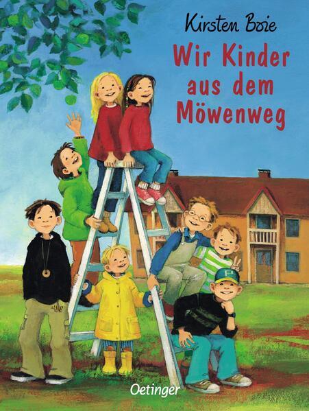 Wir Kinder aus dem Möwenweg als Buch