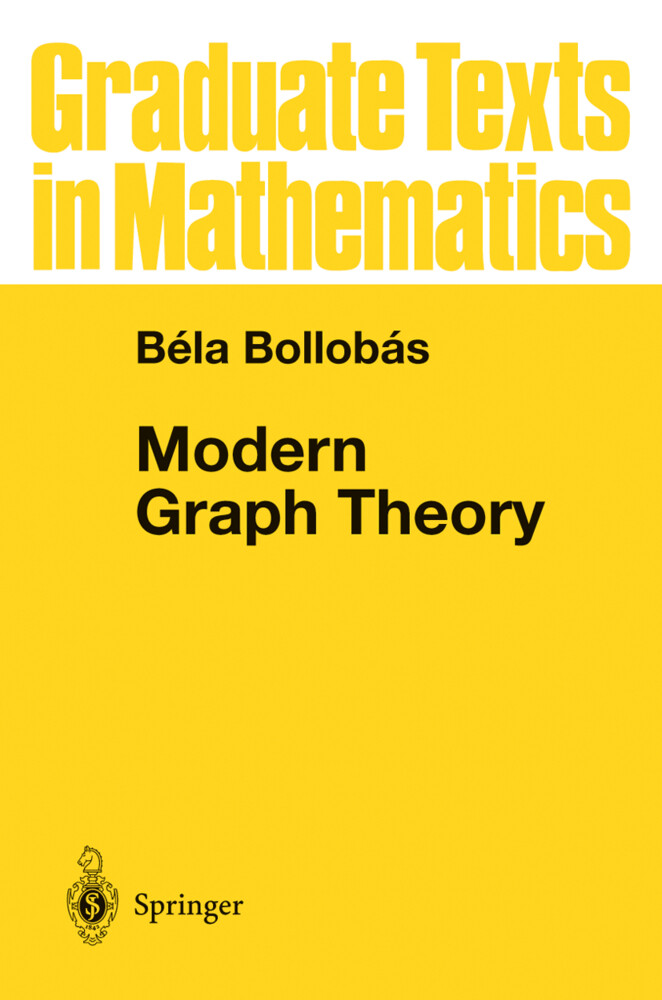 Modern Graph Theory als Buch