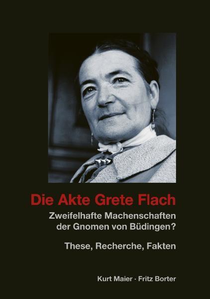Die Akte Grete Flach als Buch