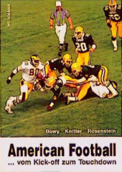 American Football als Buch