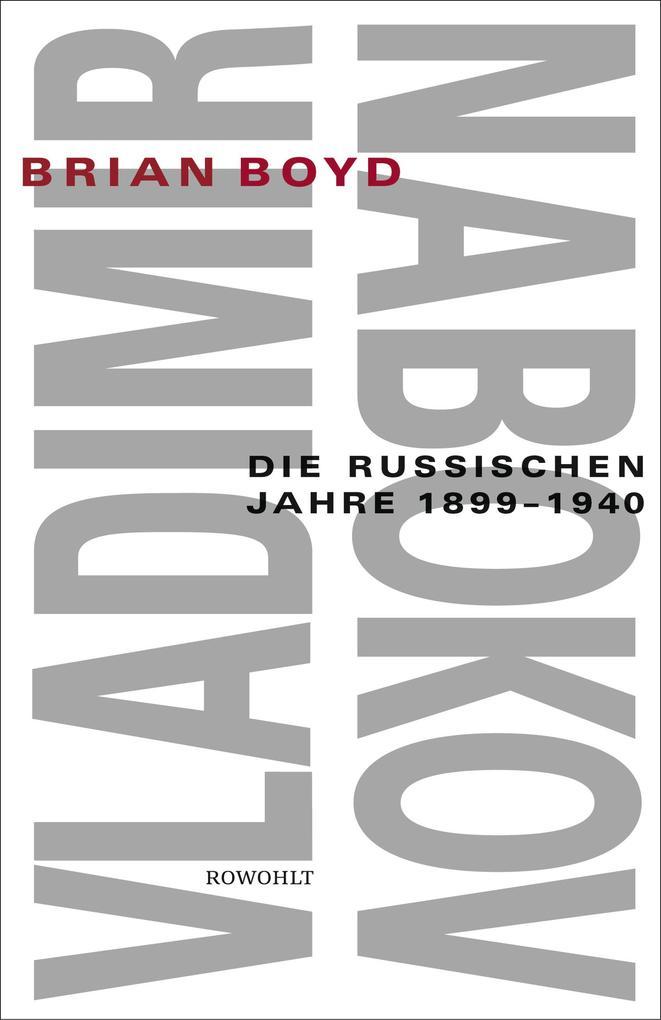 Vladimir Nabokov als Buch