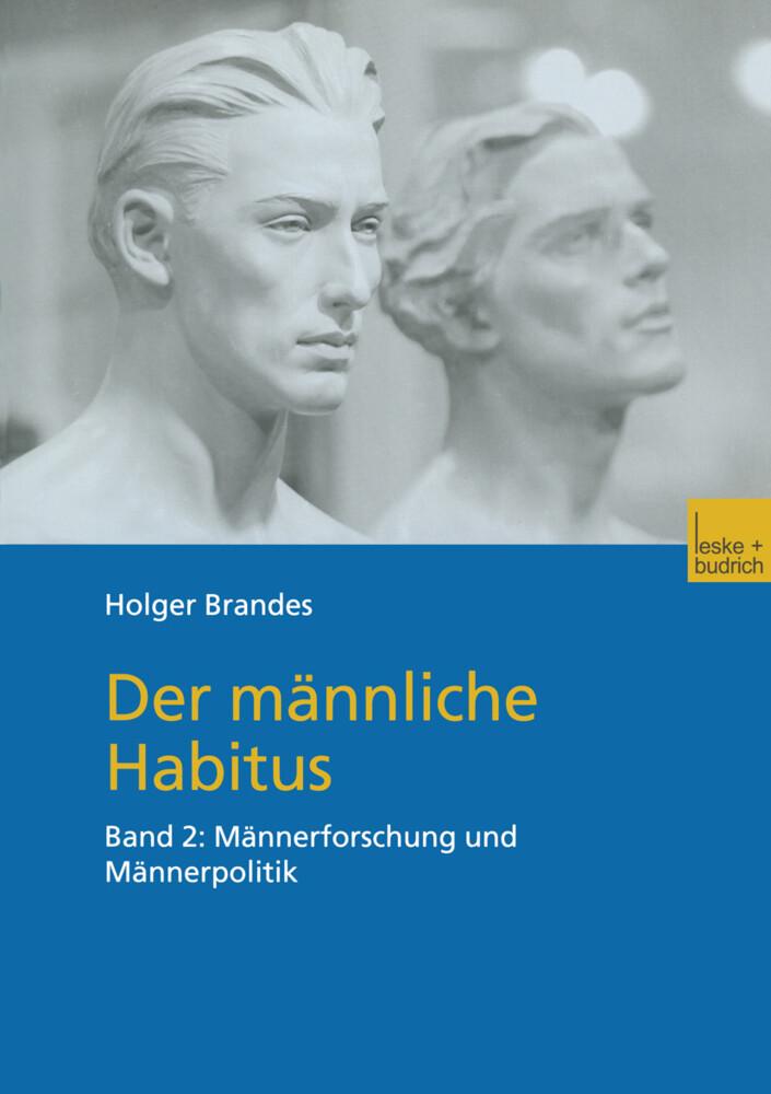 Der männliche Habitus als Buch
