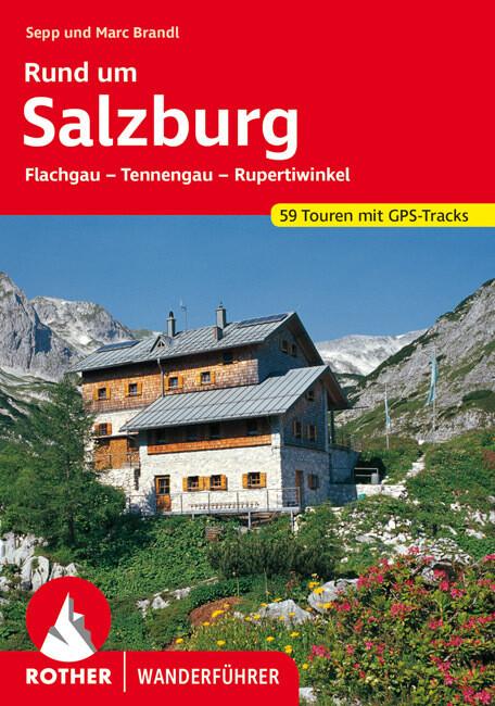 Rund um Salzburg als Buch