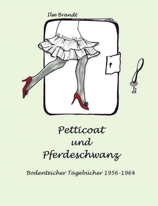 Petticoat und Pferdeschwanz als Buch