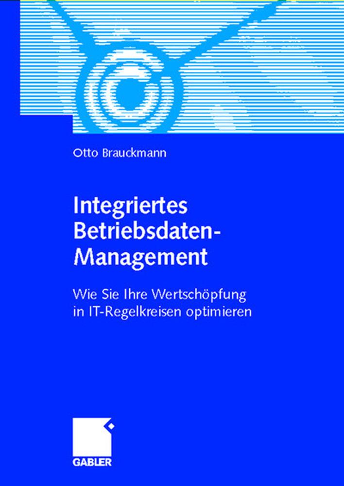 Integriertes Betriebsdaten-Management als Buch