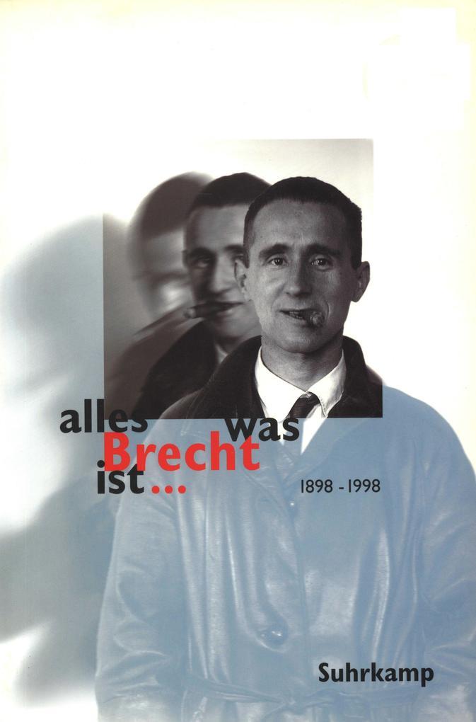 alles was Brecht ist ... als Buch