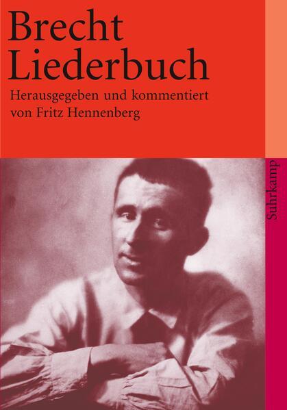Brecht-Liederbuch als Taschenbuch