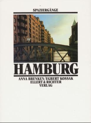 Spaziergänge Hamburg als Buch