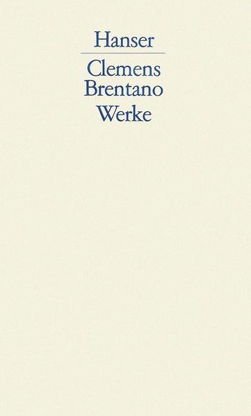Werke Band 1. Gedichte / Romanzen von Rosenkranz als Buch