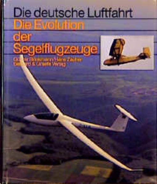 Die Evolution der Segelflugzeuge als Buch