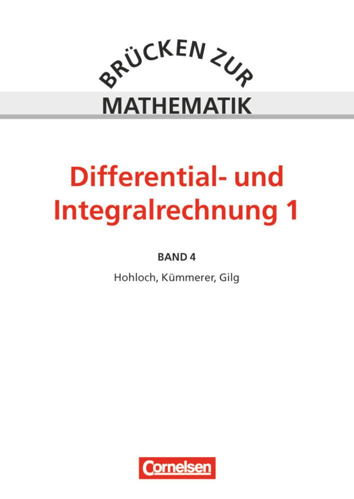 Brücken zur Mathematik IV als Buch