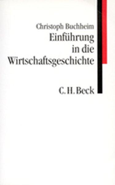 Einführung in die Wirtschaftsgeschichte als Buch