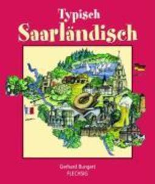 Typisch Saarländisch als Buch