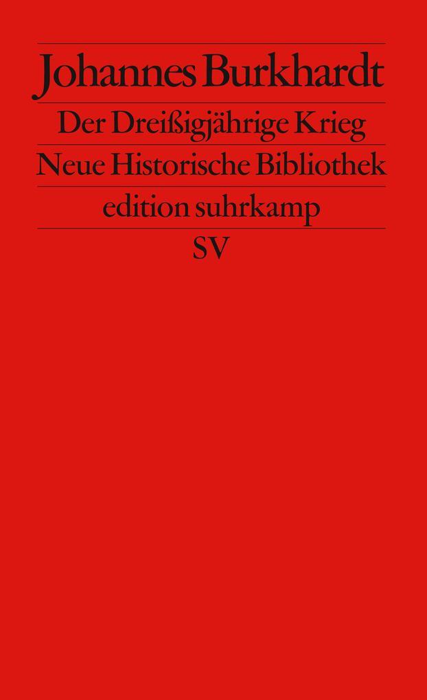 Der Dreißigjährige Krieg 1618 - 1648 als Taschenbuch