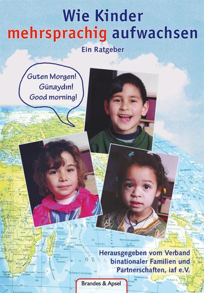 Wie Kinder mehrsprachig aufwachsen als Buch