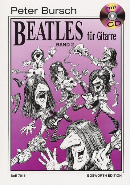 Beatles für Gitarre 2 als Buch