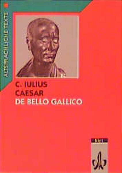 De bello Gallico 1 als Buch