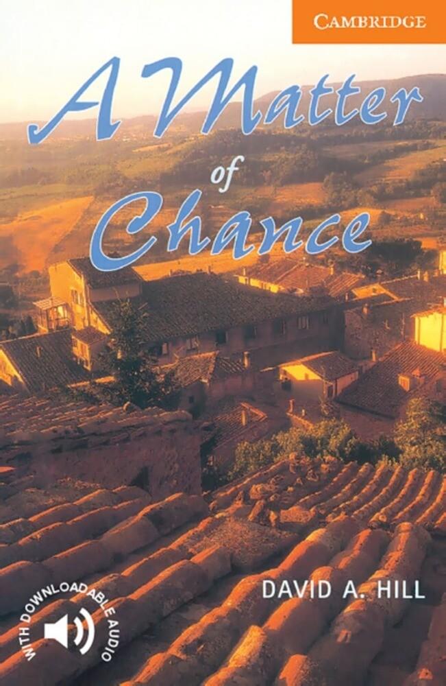 A Matter of Chance als Buch