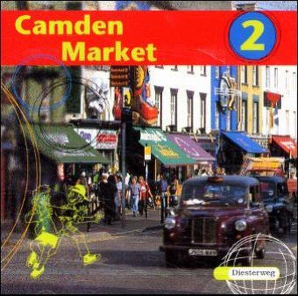 Camden Market 2. 2 CDs. Berlin, Brandenburg als Hörbuch