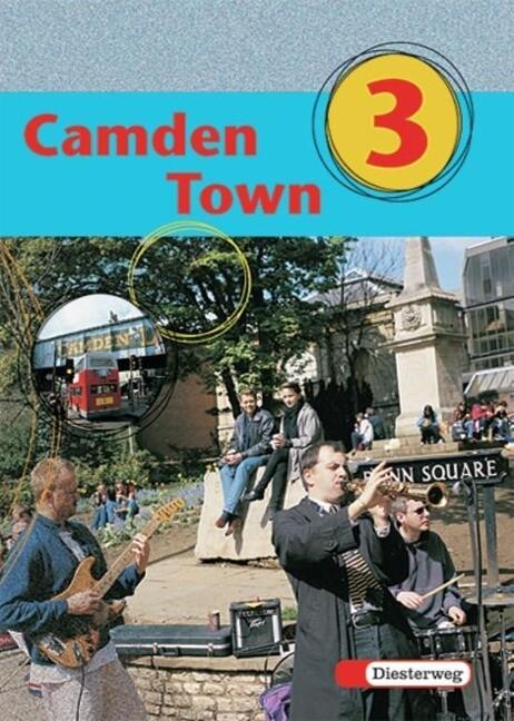 Camden Town 3. Textbook als Buch
