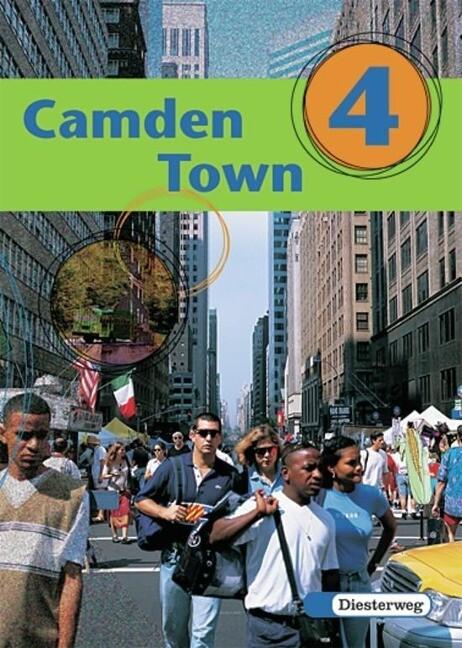 Camden Town 4. Textbook für Klasse 8 als Buch