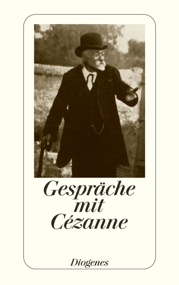 Gespräche mit Cezanne als Taschenbuch