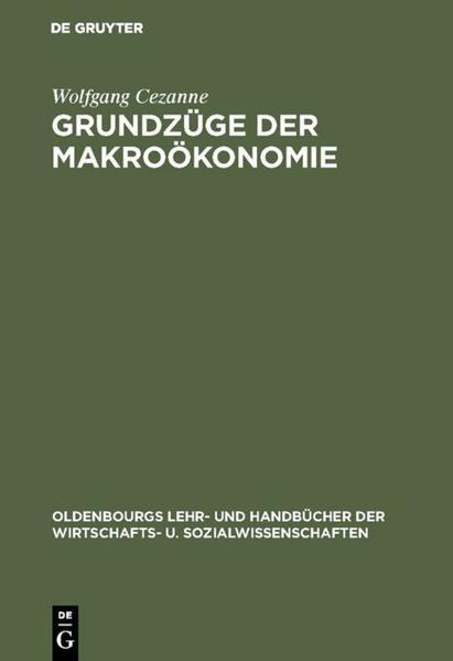 Grundzüge der Makroökonomie als Buch