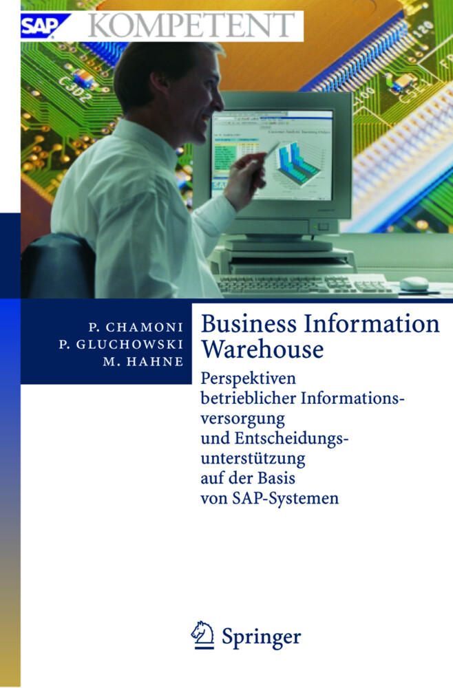 Business Information Warehouse als Buch