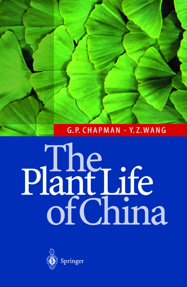 The Plant Life of China als Buch