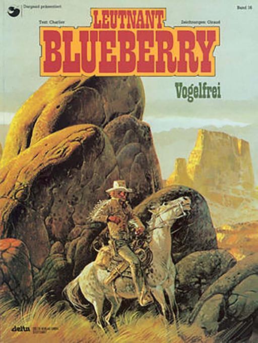 Blueberry 16 Vogelfrei als Buch