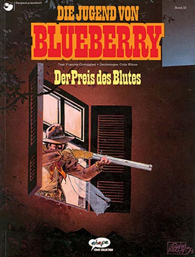 Blueberry 32 Die Jugend (9) als Buch