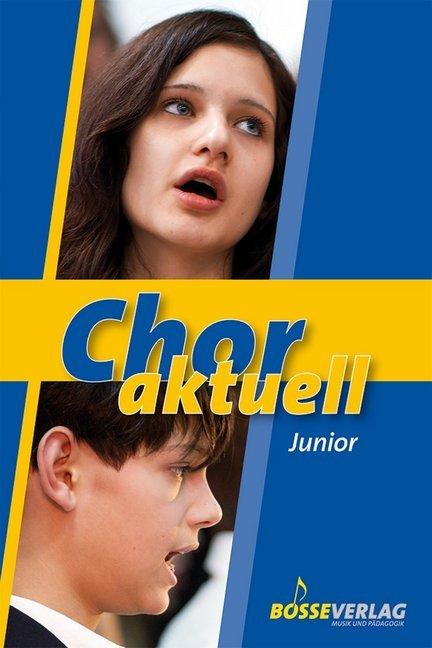 Chor aktuell junior als Buch