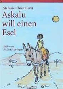 Askalu will einen Esel als Buch