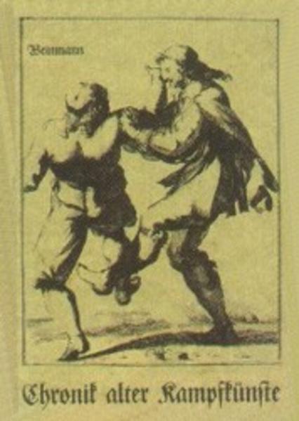 Chronik alter Kampfkünste als Buch