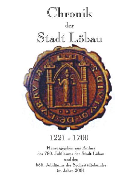 Chronik der Stadt Löbau als Buch