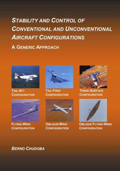 Stability and Control of Conventional and Unconventional Aircraft Configurations als Buch