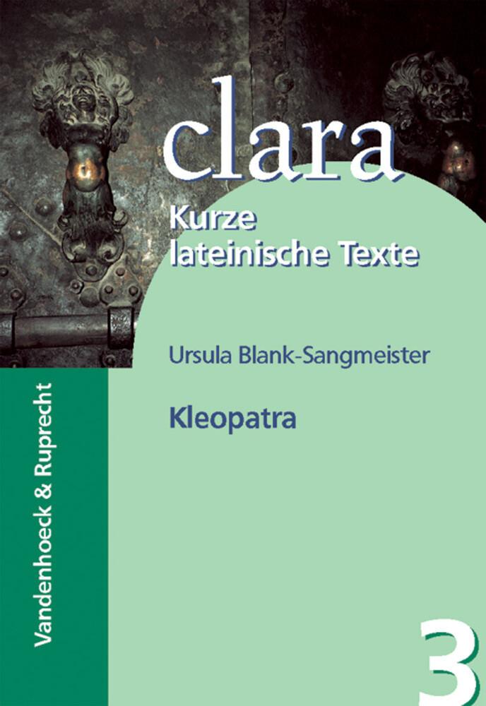 Kleopatra als Buch