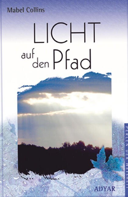 Licht auf dem Pfad als Buch