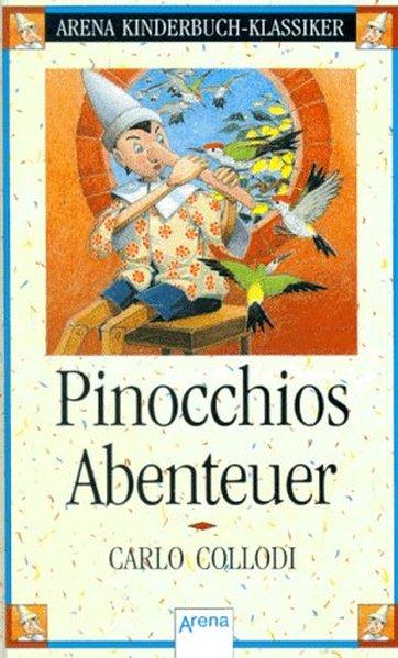 Pinocchios Abenteuer als Buch