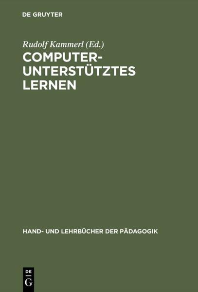 Computergestütztes Lernen als Buch