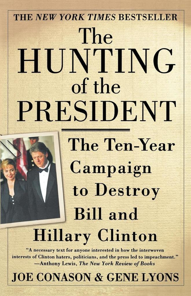 The Hunting of the President als Buch
