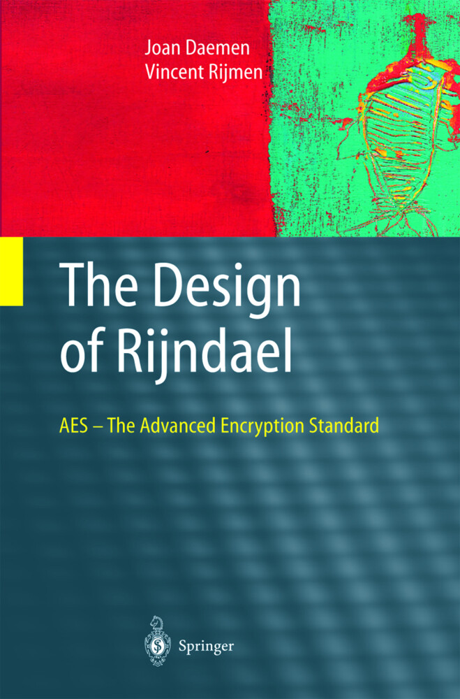 The Design of Rijndael als Buch